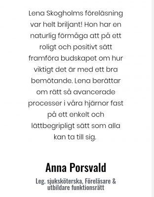 Anna Porsvald
