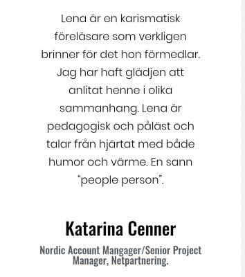 Katarina Cenner