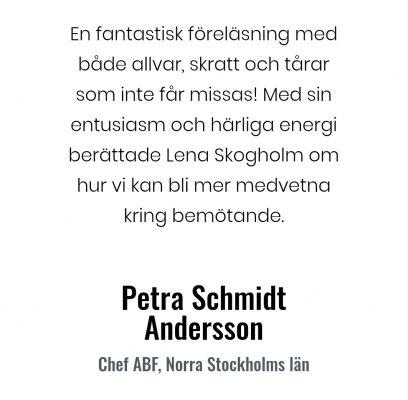 Petra Schmidt Andersson